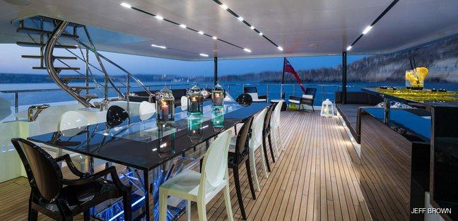 Ocean Paradise Charter Yacht - 6