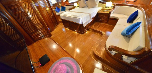 Lycian Queen Charter Yacht - 6