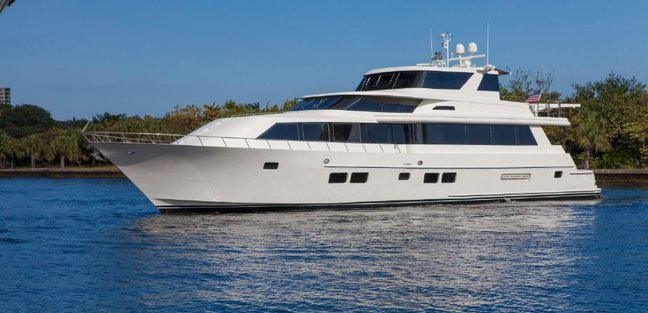 Golden Touch Charter Yacht