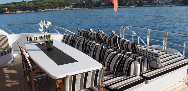 Hideaway Charter Yacht - 4