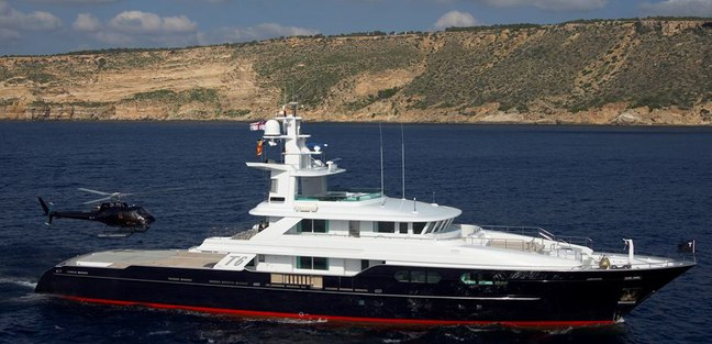 T6 Charter Yacht