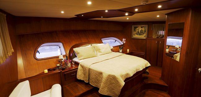 Ilknur Sultan Charter Yacht - 6