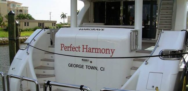 Perfect Harmony Charter Yacht - 5