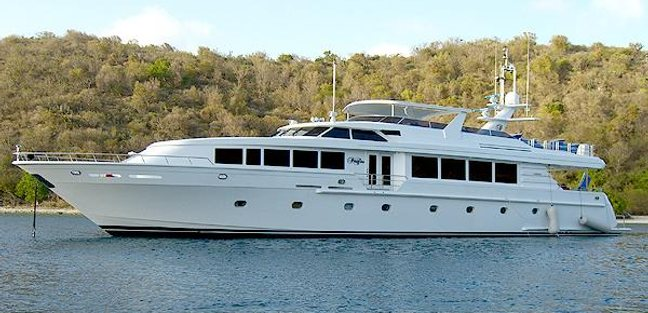 Portofino Charter Yacht