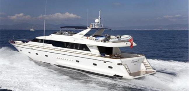 Jaan Charter Yacht - 7