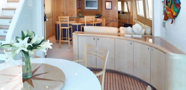 Miss Shuga Charter Yacht - 2