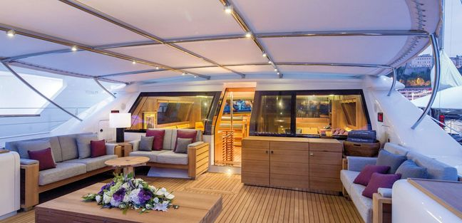 State of Grace Charter Yacht - 3
