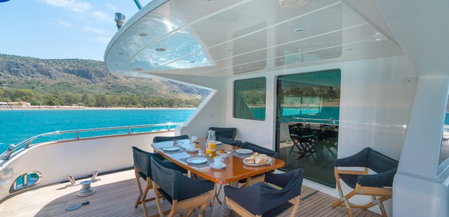 Alandini Charter Yacht - 4