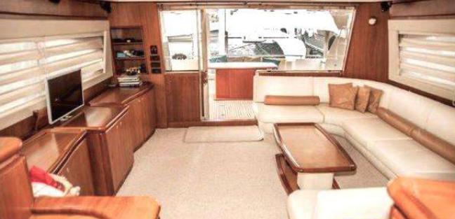 Ade Yeia Charter Yacht - 6
