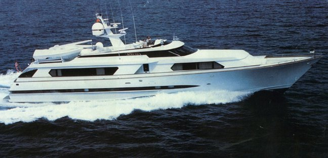 Amg Charter Yacht