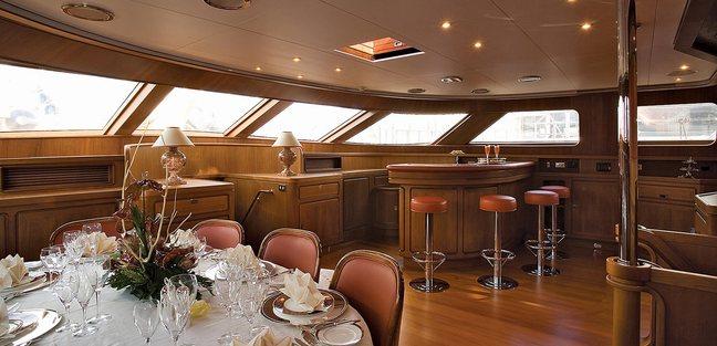 Antara Charter Yacht - 7