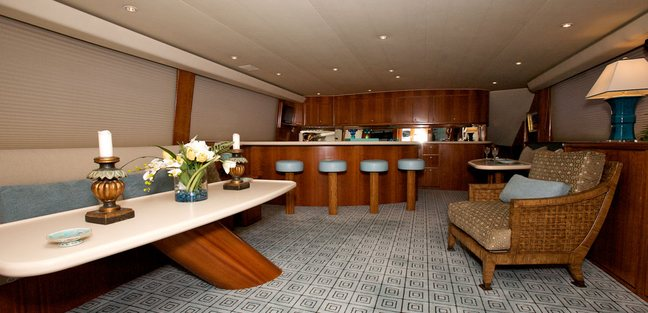 Salemwolf Charter Yacht - 5