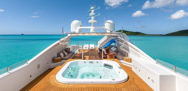 Africa I Charter Yacht - 2