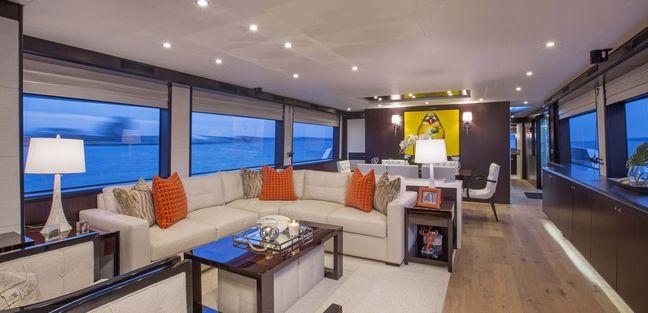 Lady Carmen Charter Yacht - 7