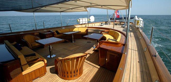 Andromeda la Dea Charter Yacht - 4