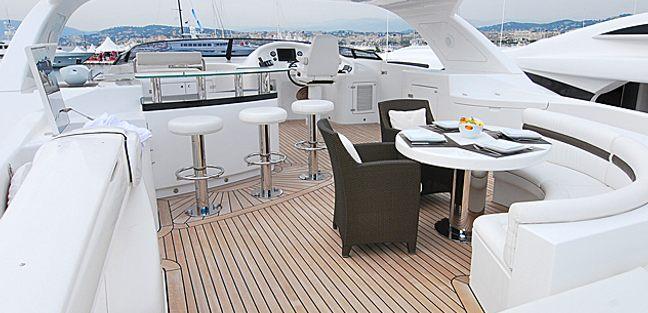 Romantica Charter Yacht - 3