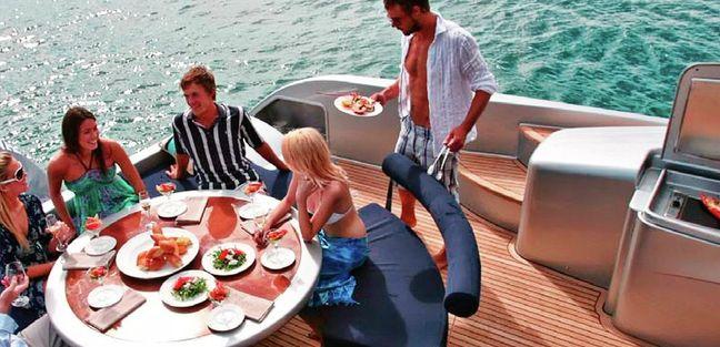 Moksha Charter Yacht - 4