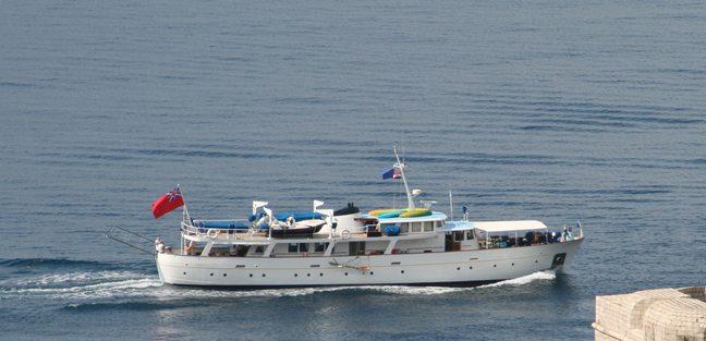 Midnight Sun of St Peter Port Charter Yacht - 3