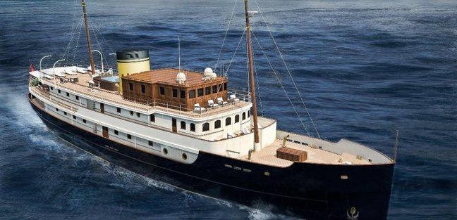 Classic 57m Charter Yacht