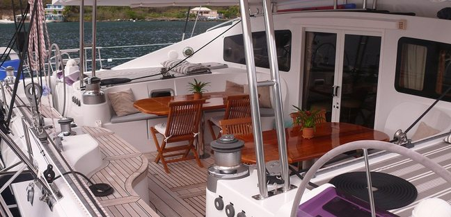 Felicia Charter Yacht - 6