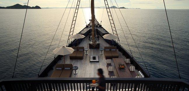 Alila Purnama Charter Yacht - 3