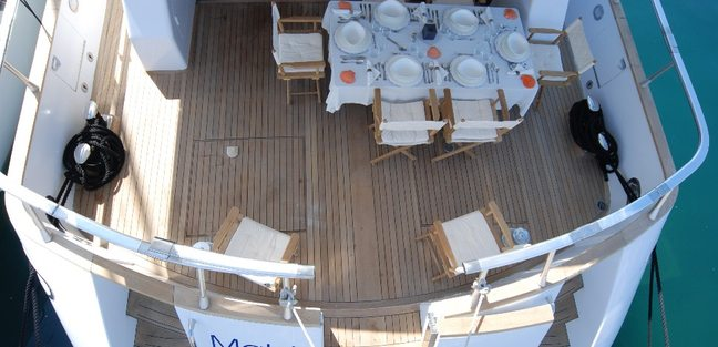 Mablu Charter Yacht - 4