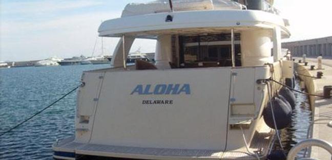 Aloha Charter Yacht - 2