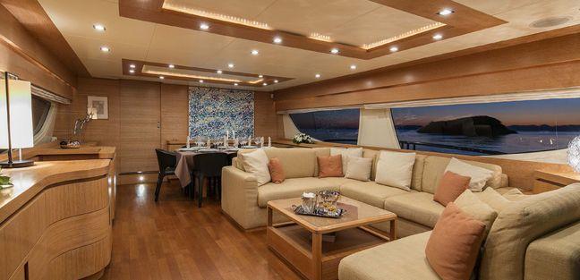 Mythos Charter Yacht - 7