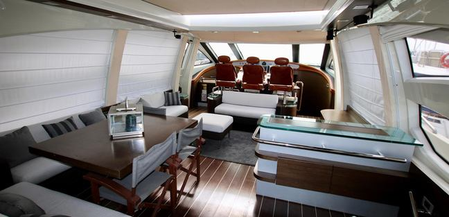 Anche No! Charter Yacht - 8