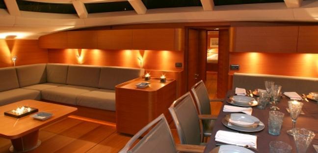 Attimo Charter Yacht - 7