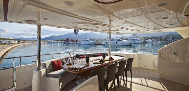 Lady Maria Charter Yacht - 5