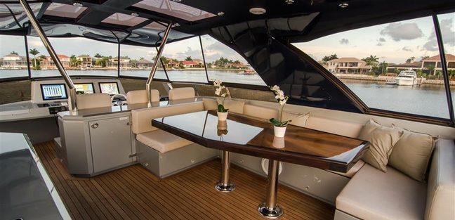 Algorythm Charter Yacht - 3