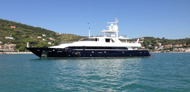 Lady in Blue Charter Yacht - 2