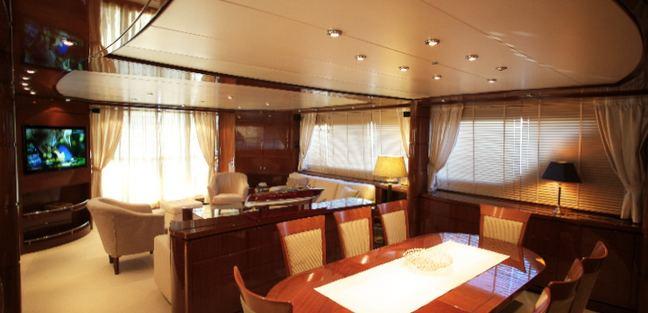Thalassa Charter Yacht - 8