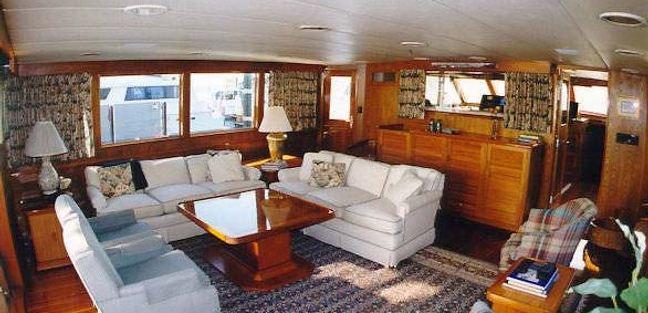 Grenadier Charter Yacht - 4