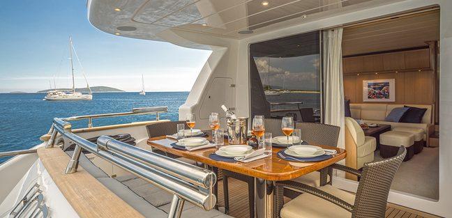 Hope I Charter Yacht - 5