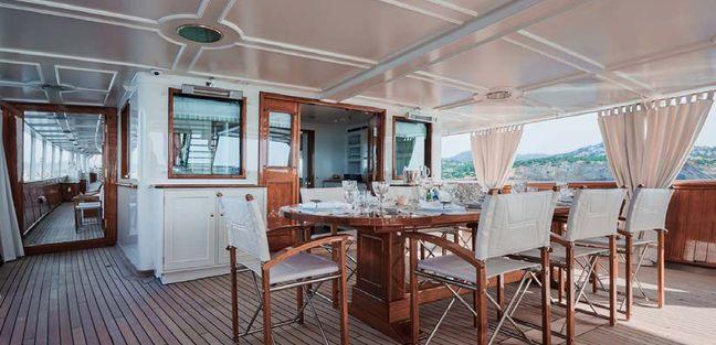 Haida 1929 Charter Yacht - 3