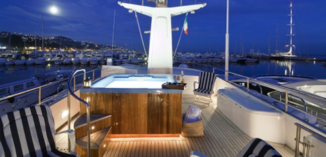 Star of the Sea Charter Yacht - 2