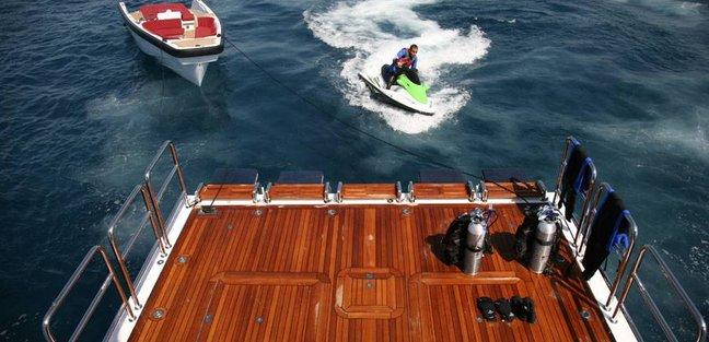 Ambrosia III Charter Yacht - 5