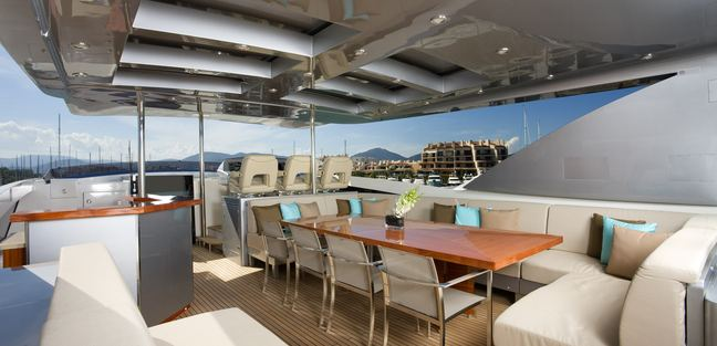 Nyota Charter Yacht - 8
