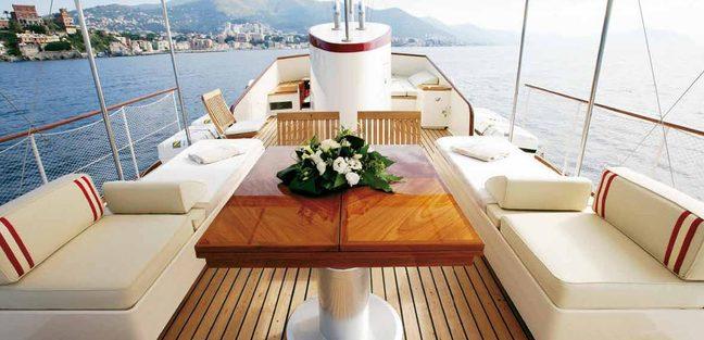 Lady Hertha Charter Yacht - 4