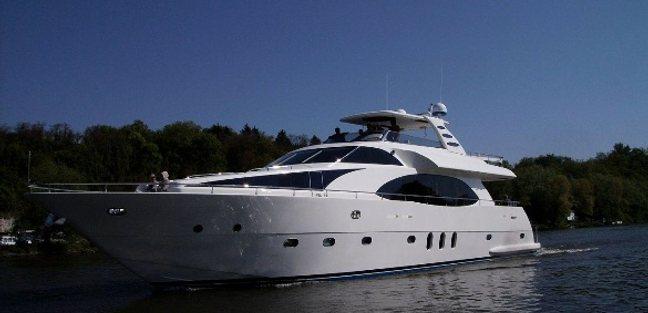 Haigan Charter Yacht