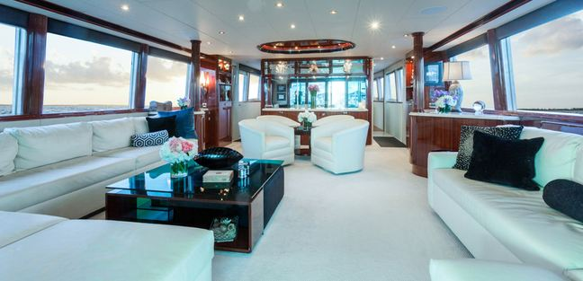 IV Tranquility Charter Yacht - 6