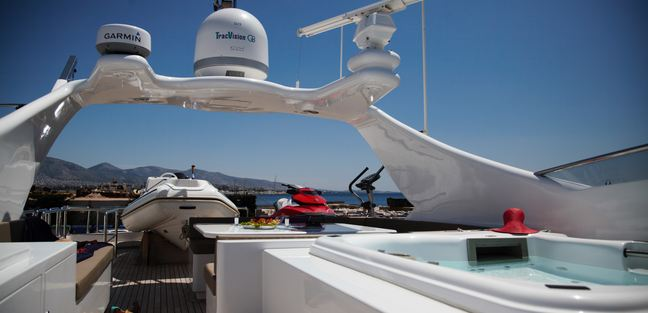 Project Steel Charter Yacht - 8