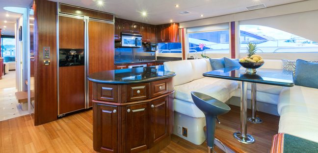 IV Tranquility Charter Yacht - 8