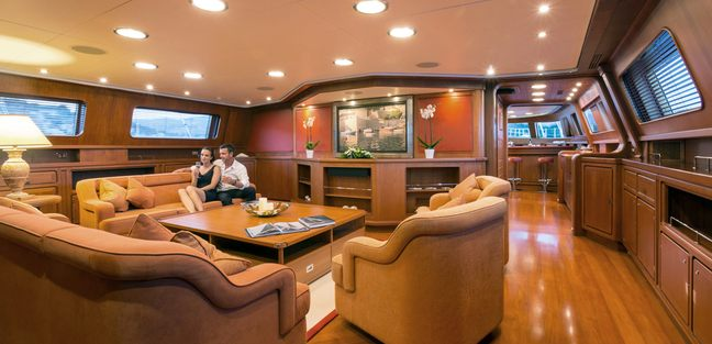 Antara Charter Yacht - 6
