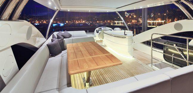 RAOUL W Charter Yacht - 4