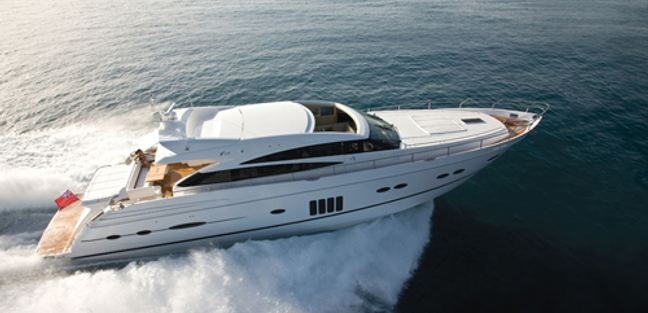 Aramis Charter Yacht - 5