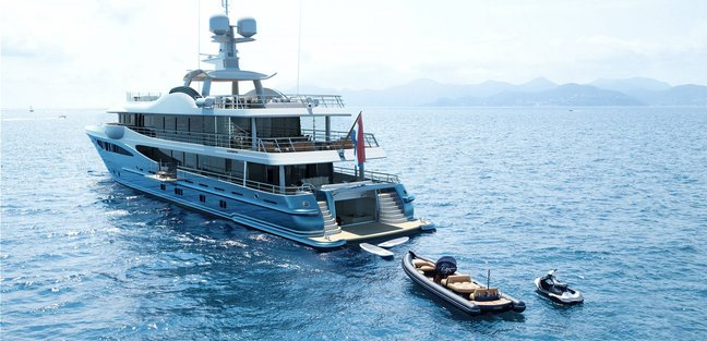 Amels 475 Charter Yacht