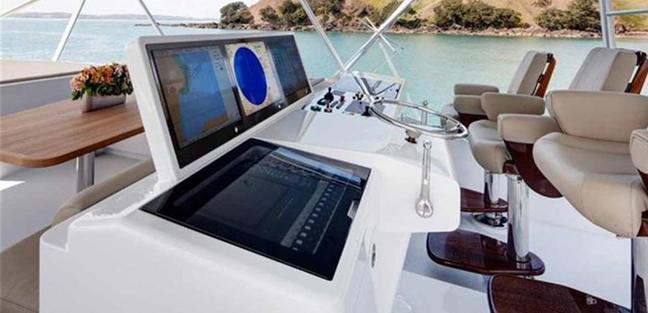 Satu Charter Yacht - 2